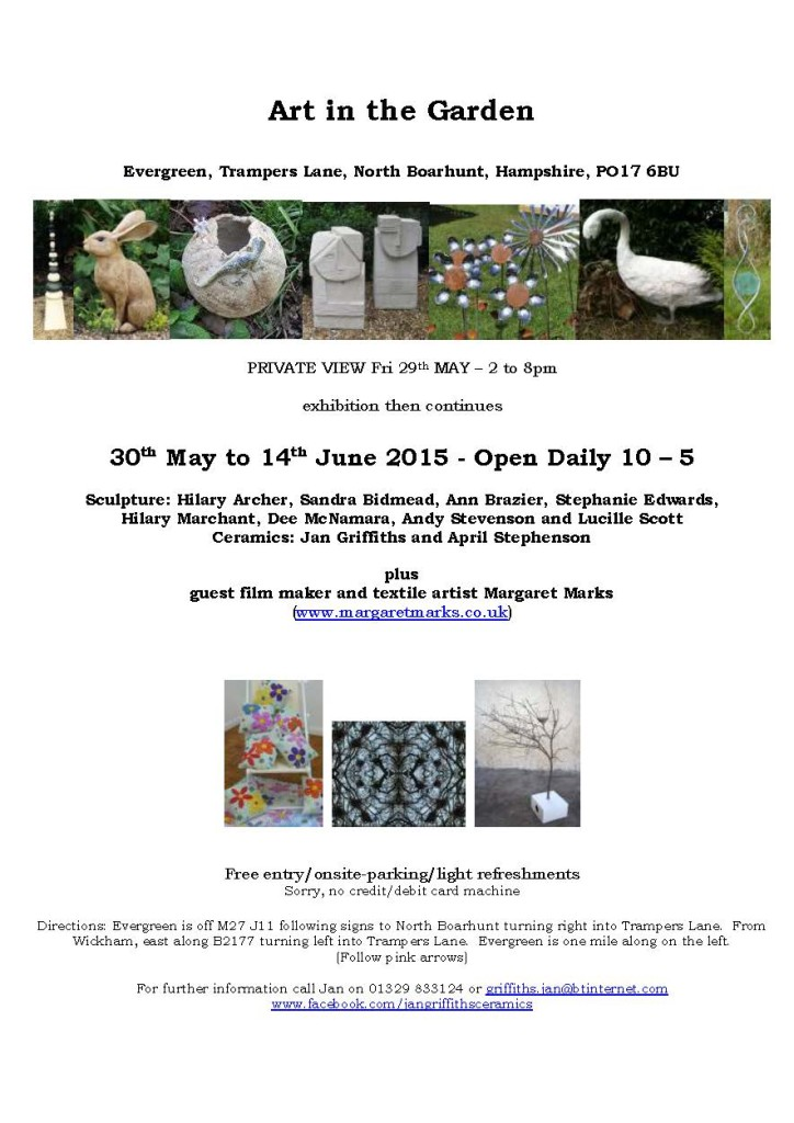 Art in the Garden MM2015 - Flyer (1)