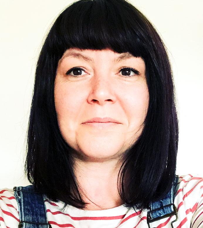 Sarah Gane Editor, Art Director